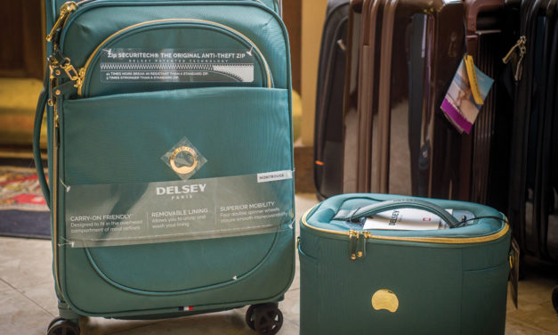 Planning a Getaway? Stuff to Take Your Stuff In