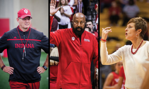 Great Expectations: Q&A Interviews with IU Coaches
